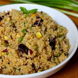 Quinoa-with-Pistachios-and-Dried-Cherries